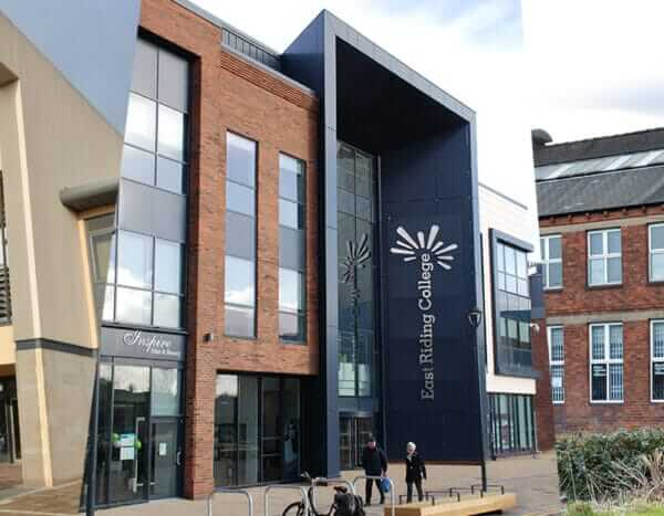 East Riding College Merger
