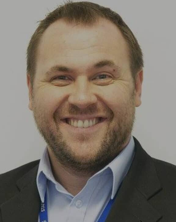 Ricky Coxon - Director of Information Services and Planning